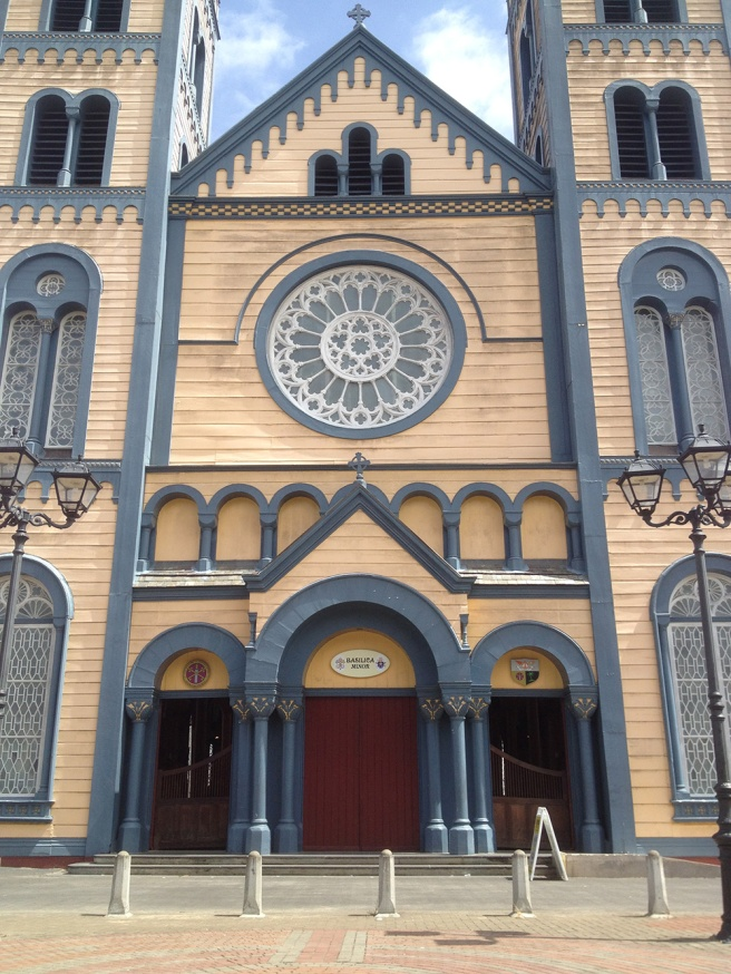suriname church
